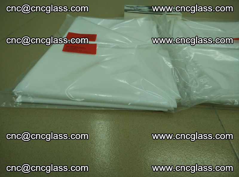 EVA foil for safety laminated glass, white eva foil (4)