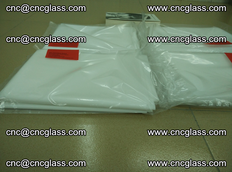 EVA foil for safety laminated glass, white eva foil (7)