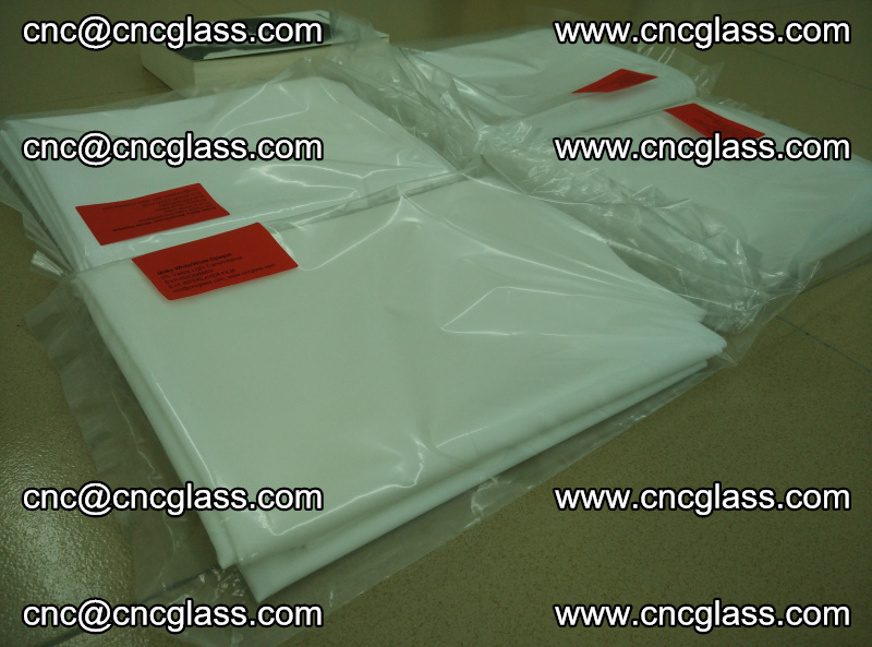 EVA foil for safety laminated glass, white eva foil (8)