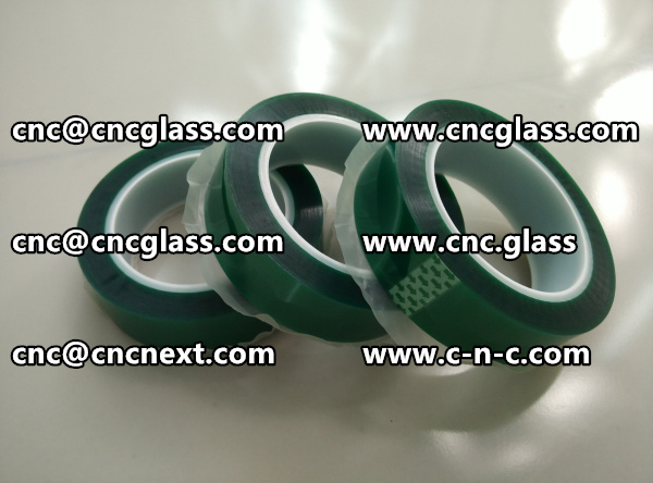 GREEN PET Silicone Tape (5)