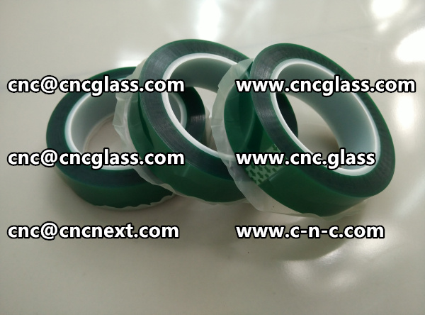 GREEN PET Silicone Tape (6)