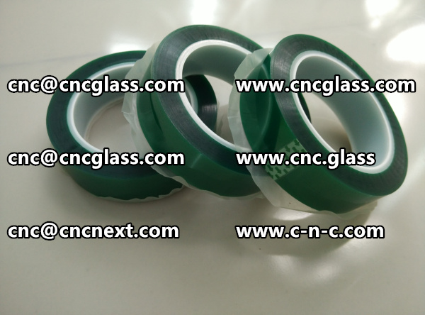 GREEN PET Silicone Tape (7)