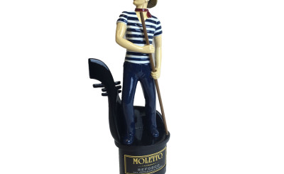 Moletto Custom Wine Tap Handle