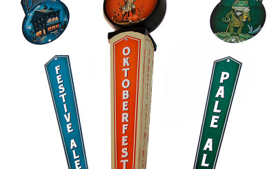 Dundee Tap Handles