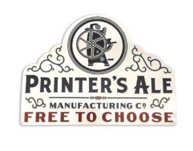 Printer's Ale