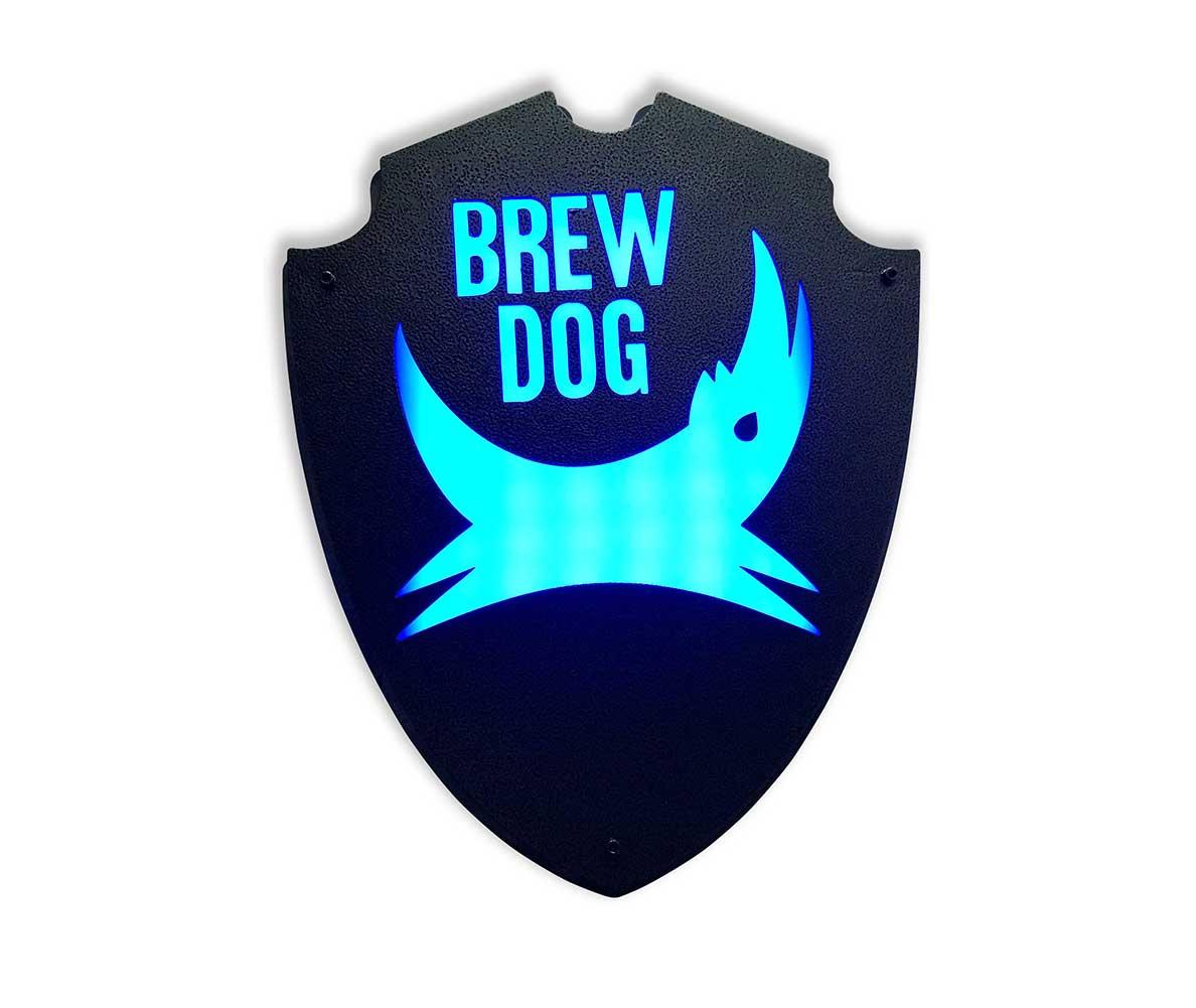 custom LED beer sign