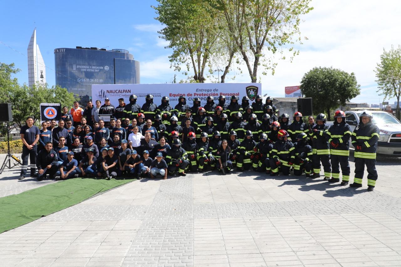Equipo bomberos 1