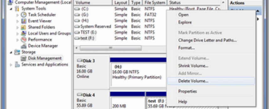 You Can Easily Delete Protected Disk Partitions