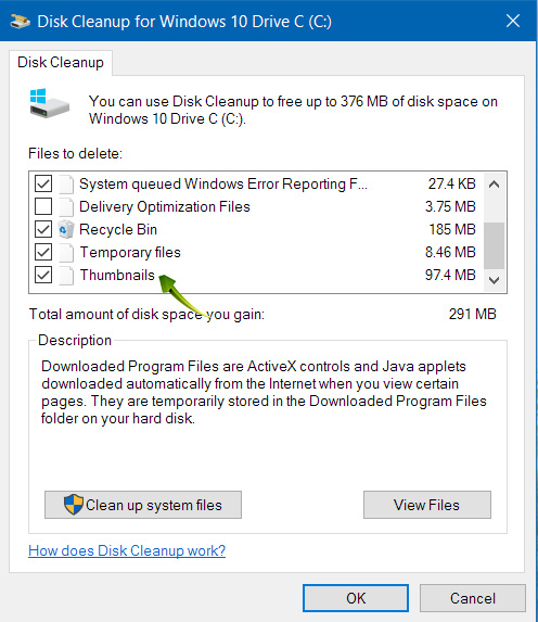 Hot PC Tips - Disk Cache (3)