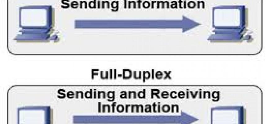 Half-Duplex vs Full-Duplex