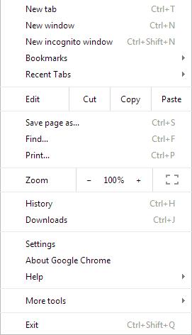 Hot PC Tips - Google Chrome History (1)