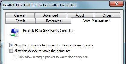 Hot PC Tips  Network Wake From Sleep