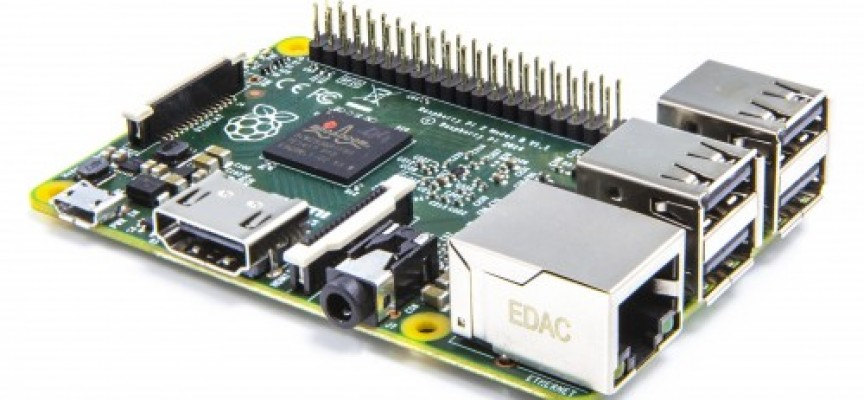 Raspberry Pi 2 Now Available