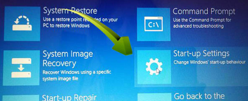 How to Windows 10 In Safe Mode