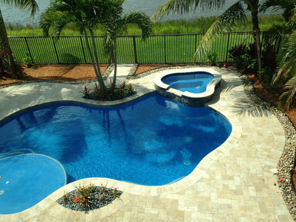 If You're Building A New Pool, here's help with landscape ... on