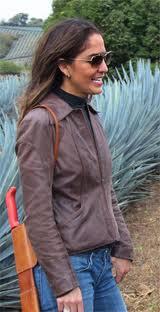 Bertha Gonzalez Nieves en Tequila