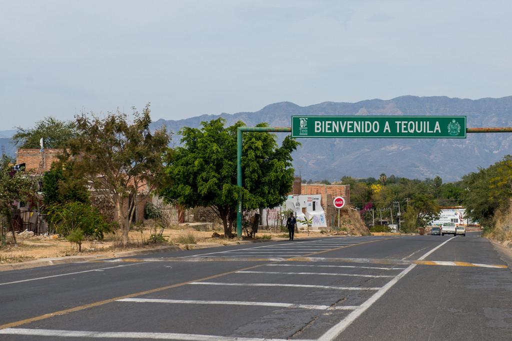 Ciudad de Tequila Jalisco Mexico