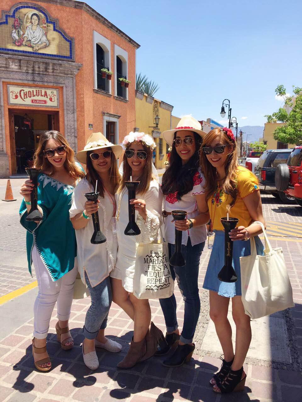 Despedida de soltera en Tequila Jalisco