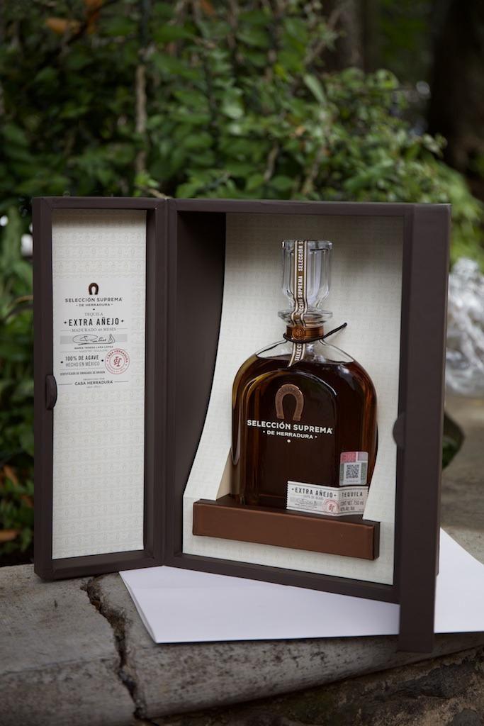 Tequila Herradura de Jalisco Mexico