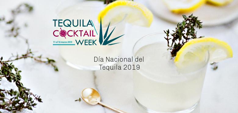 Día Nacional del Tequila 2019