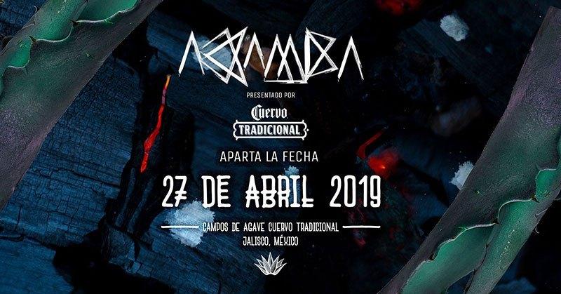 Akamba, 27 de abril. Tequila, Jalisco.