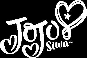 Jojo Siwa Logo White