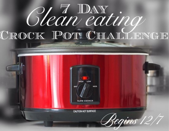Easy Clean Eating via Crock Pot