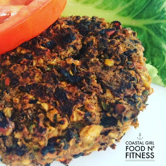 Health Black Bean Burgers! Enjoy without guilt!