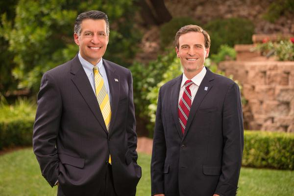 Could Nevada Governor Brian Sandoval be  the next US Attorney General?