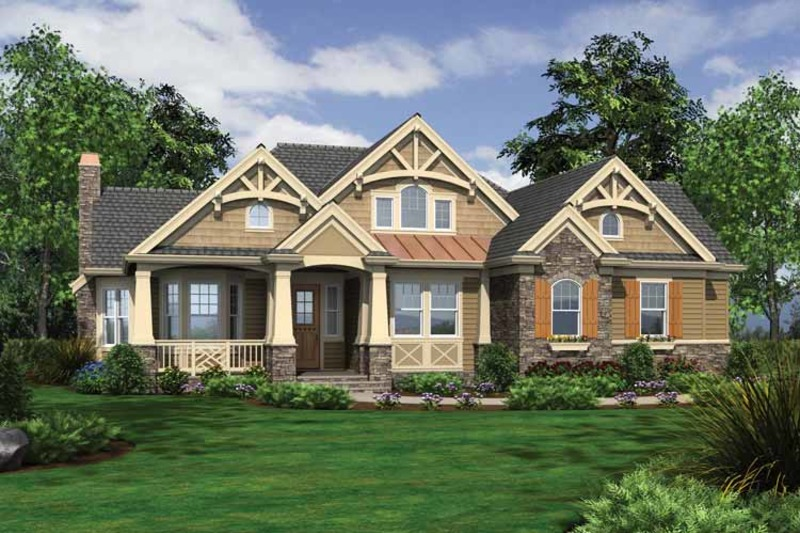 Final Vale View house build design