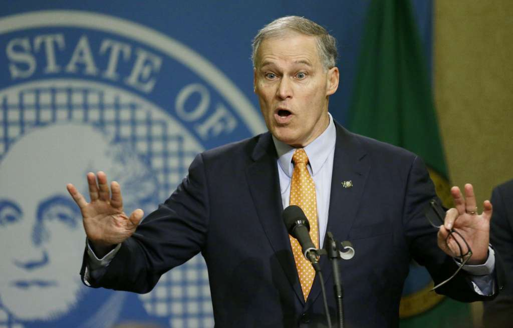 Brodheads and the State of Washington