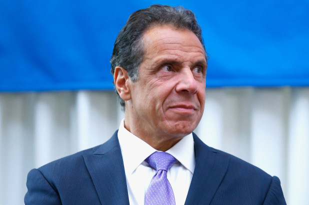 "Andrew Cuomo "" I have become death!"""