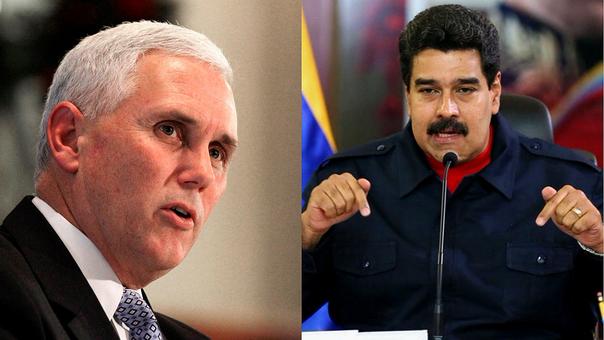 VP Pence the neo-con cheerleader for war with Venezuela