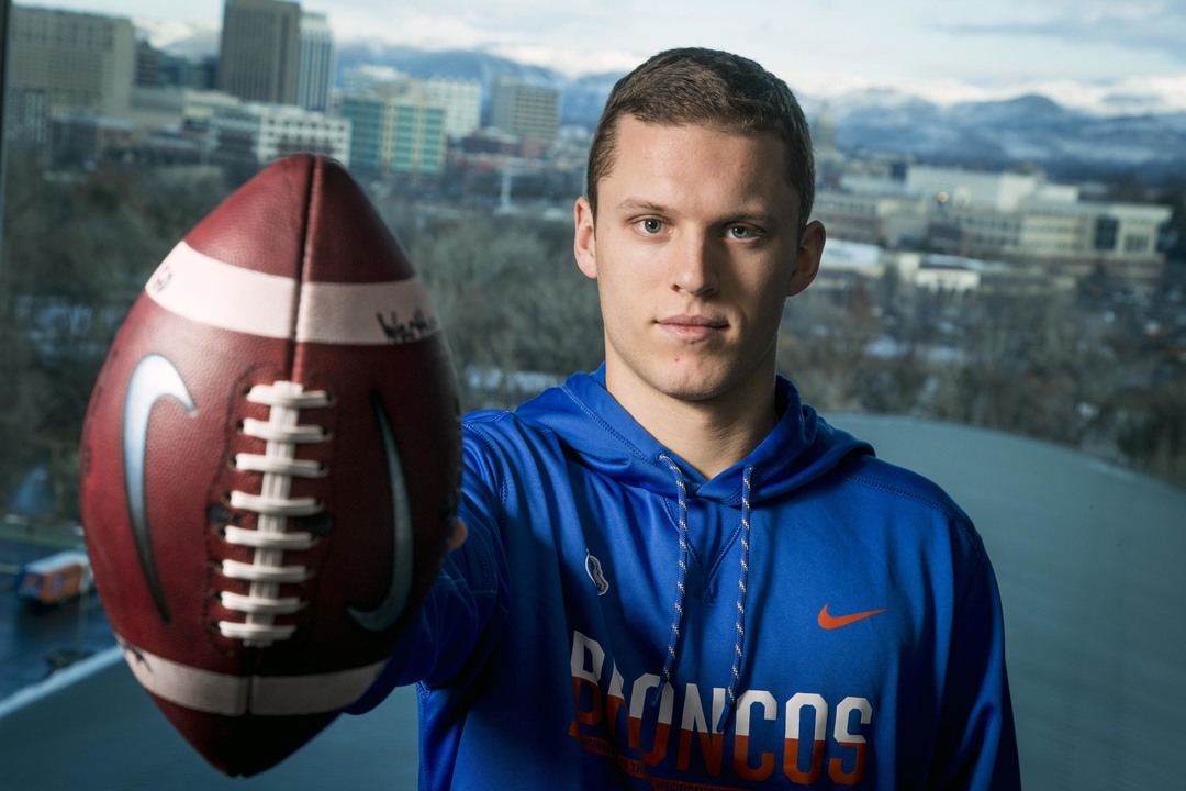 Brett Rypien is kind of a bad ass