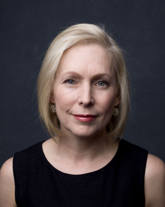 Kirsten Gillibrand proves that she is mentally incompetent on Face the Nation.