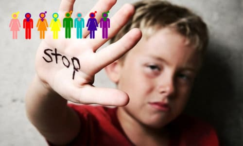 The LGBTQ movement: A clear and present danger to school children.