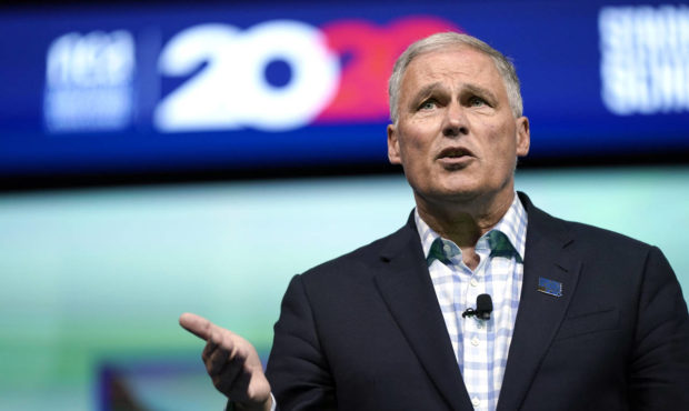 Nobody takes Jay Inslee seriously