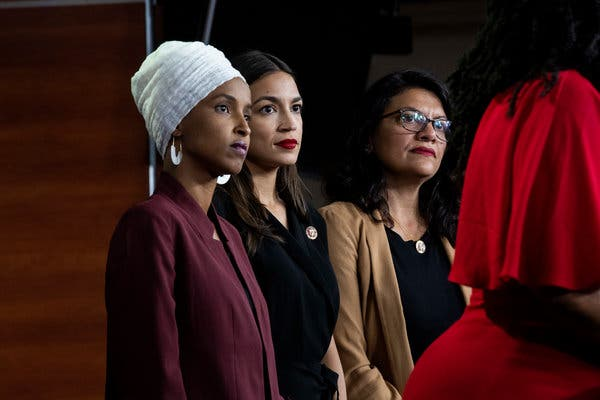 Trump's comment to Ilhan Omar was not racist
