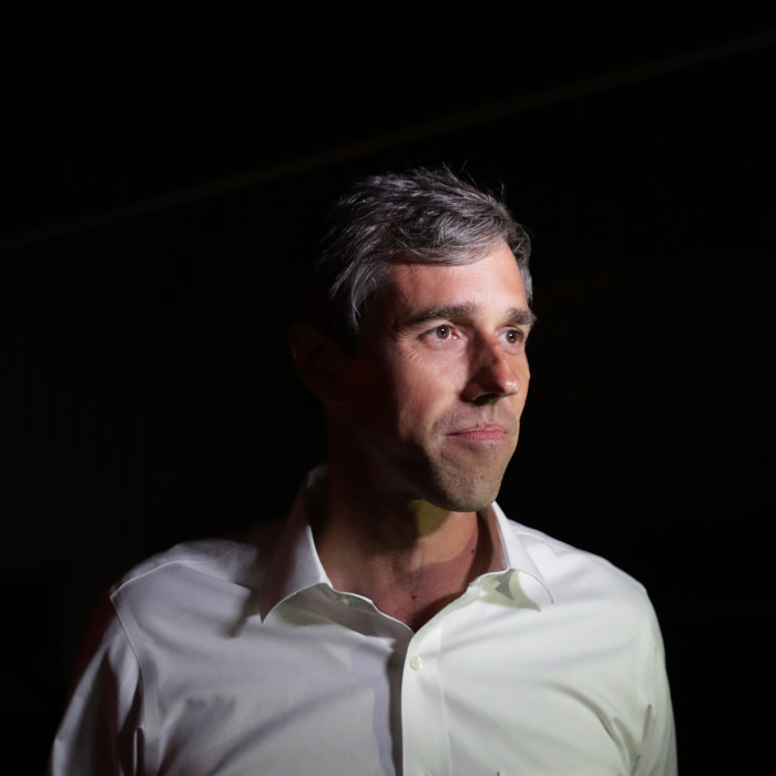 Beto O'Rourke blames Trump for progressive socialist shooting