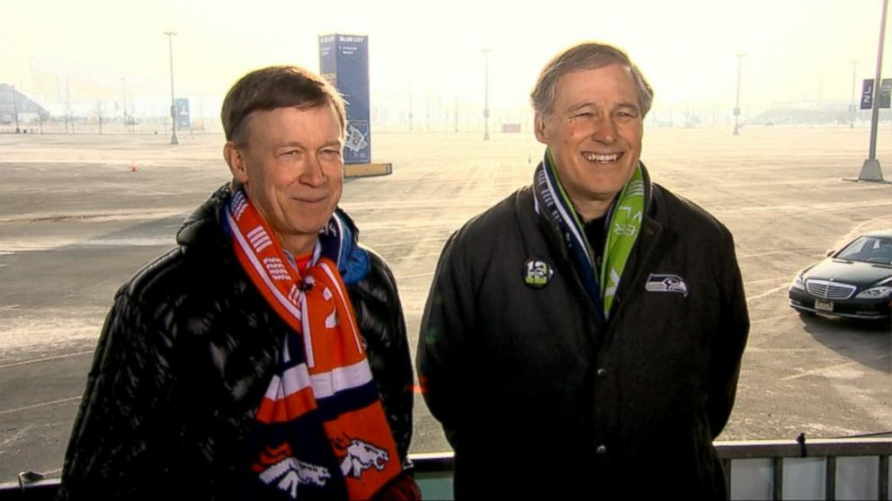 Jay Inslee at zero as Hickenlooper throws in the towel