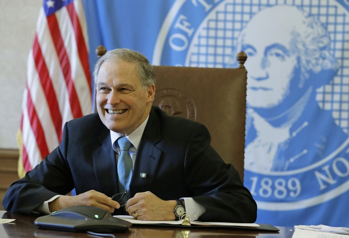 Jay Inslee's campaign on death watch