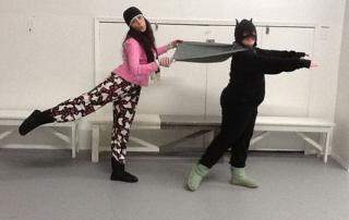 Pajama Day at Landrum School of Performing Arts Whitestone NY