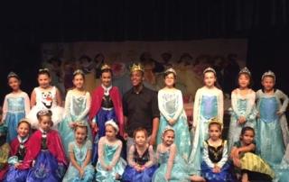 Disney Dreams at Landrum Showcase Theater Whitestone NY 2015