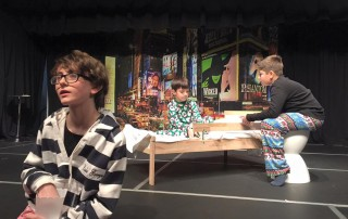 Comedic Creativity Abounds at Landrum Showcase Theater