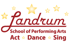 Landrum School of Performing Arts Logo