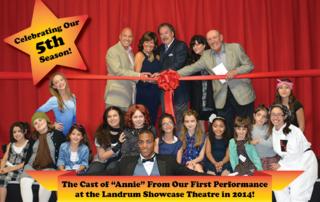 Landrum Acting Programs Celebrates 5th Season