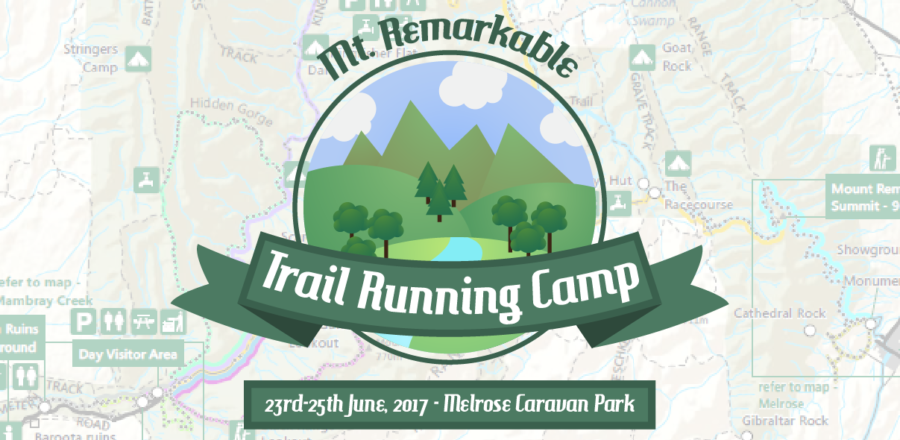 Mt Remarkable Trail Running Camp