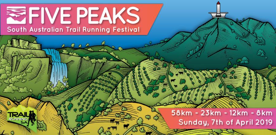 Five Peaks SA Trail Running Festival Handbook 2019