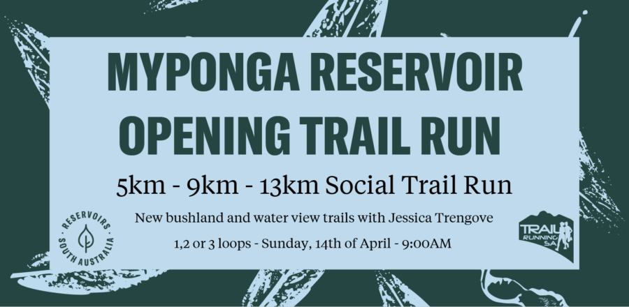 Myponga Reservoir Opening Trail Run