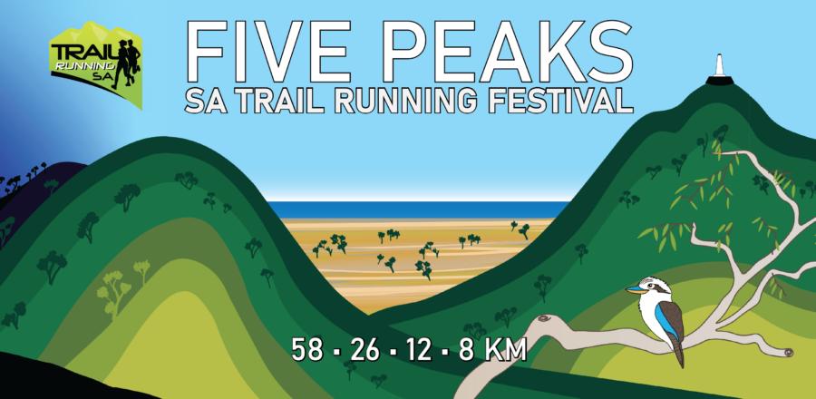 Five Peaks Training Run – Cleland to Belair